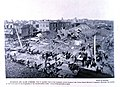 Tornado damage, Union Depot, Jefferson and Allen Avenues, St. Louis, National Oceanic and Atmospheric Administration photograph by J. C. Strauss, May 27, 1896.jpg