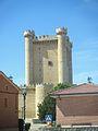 Torre de l'homenatge del castell de Fuensaldaña.jpg