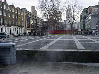 Torrington Square - View of Torrington Square.