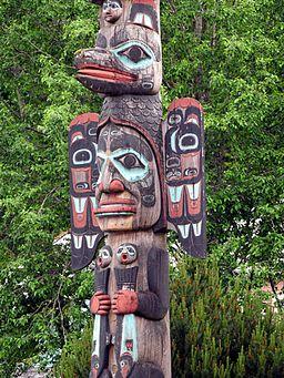 Totem-face