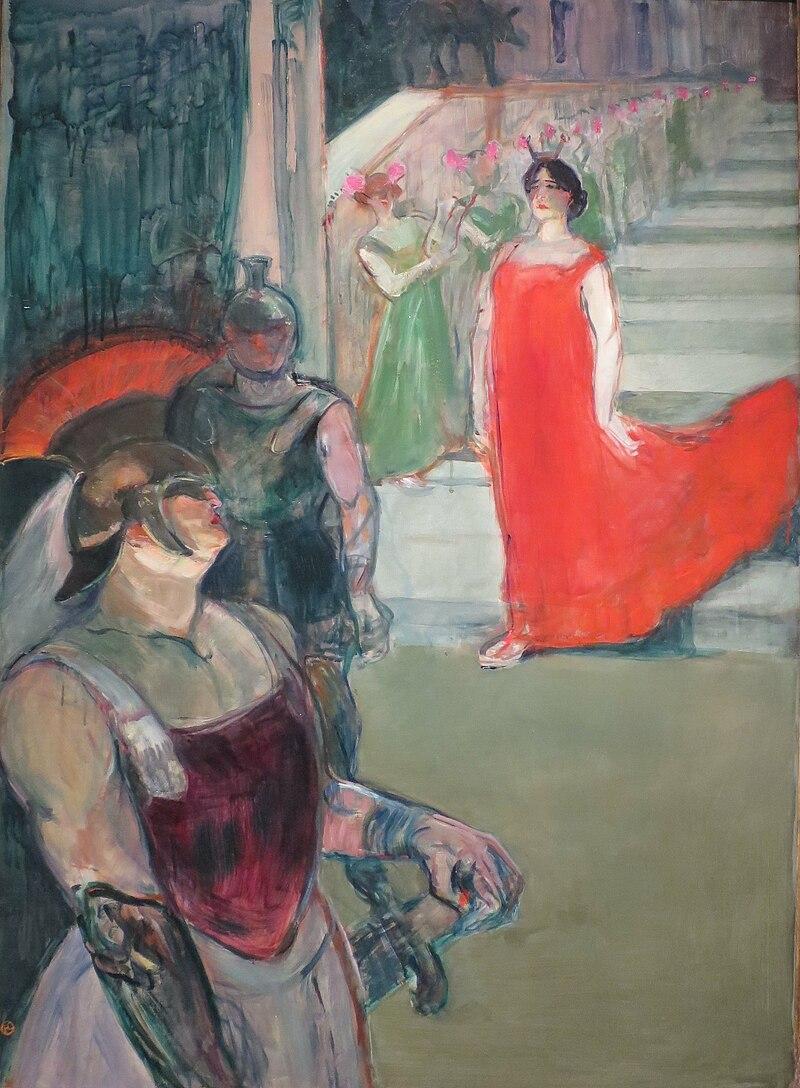 Toulouse-Lautrec, Henri - Messalina.jpg