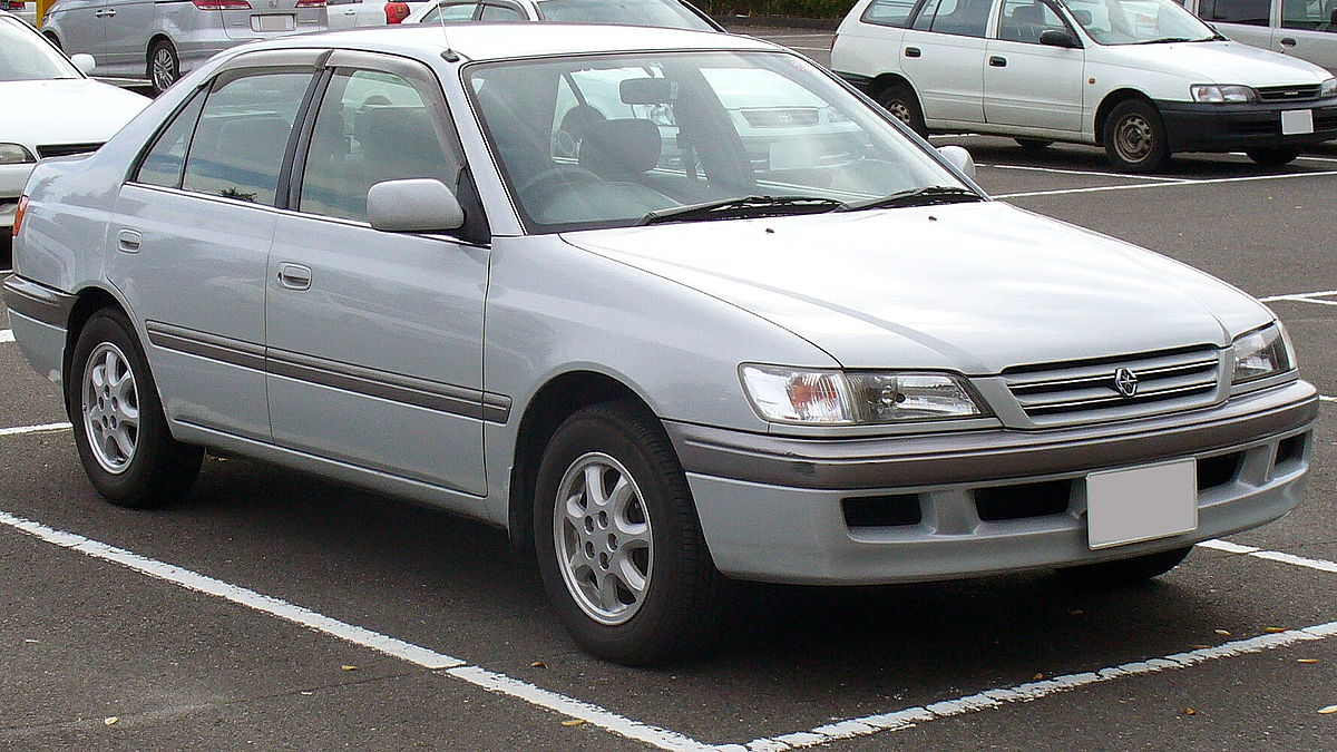 Toyota Corona Wikipedia I2000 Camery 2 2l Engine Diagram