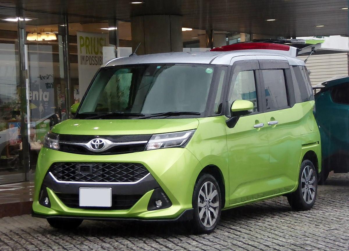 Toyota New Car 2017 >> Daihatsu Thor - Wikipedia