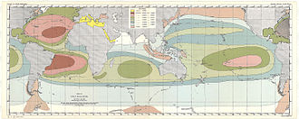 Challenger expedition - Track of HMS Challenger from December 1872 till May 1876.