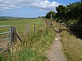 Track to Wallaton Barn - geograph.org.uk - 207554.jpg