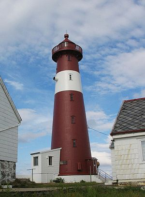 Hamarøy - Tranøy Lighthouse