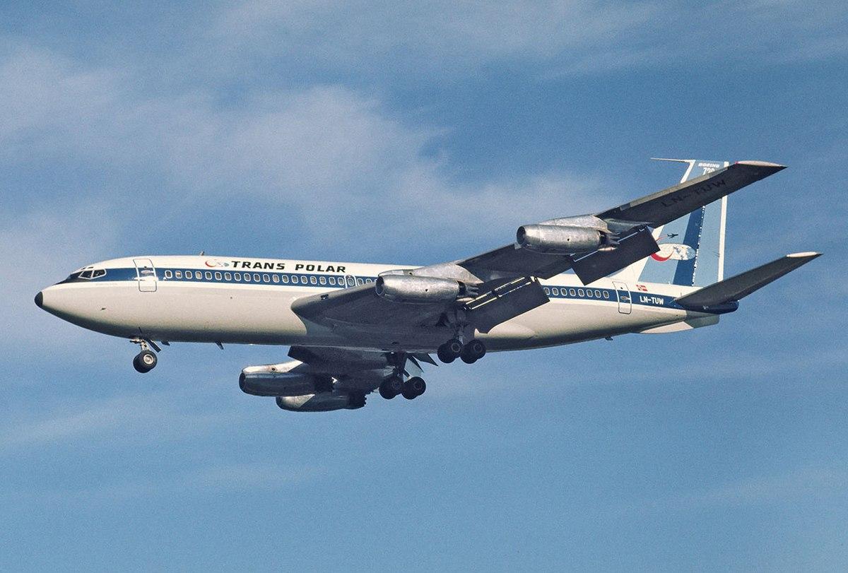 Northwest Airlines Logo Boeing 720 - Wikipedia