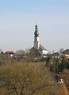 Parish Church of Traunwalchen