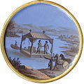 Treaties of Tilsit miniature (France, 1810s) side B.jpg