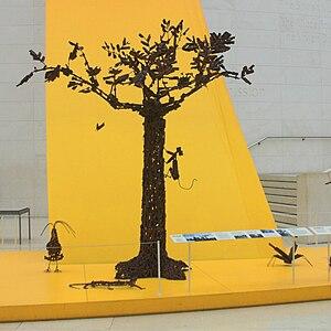 Tree of Life (Kester) - Image: Tree Of Life Yellow BM