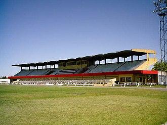 Estadio Goyenola - Image: Tribuna principal,foto 3