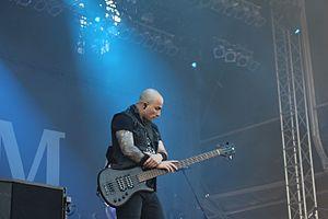 Paolo Gregoletto - Paolo Gregoletto at Nova Rock Festival 2016
