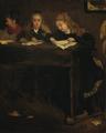 Trois Ecolières by Courbet.png