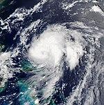 Tormenta tropical Bret 18 de julio de 2011 1755Z.jpg