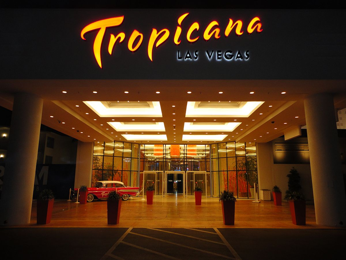 The Tropicana Vegas