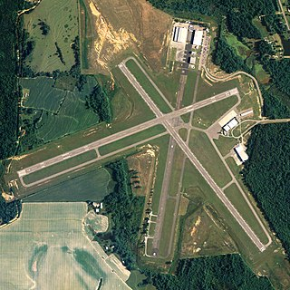 Troy Municipal Airport airport in Alabama, United States of America