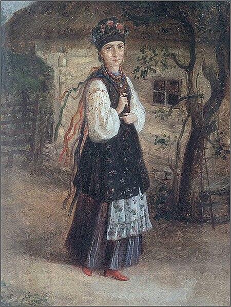 File:Trutovsky Ukrainian girl.jpg