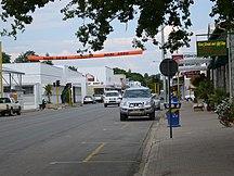 Namibia-Economy-Tsumeb-Main Road