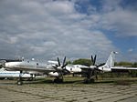 Tu-142 Kiev Aviation Museum Ukraine 2009.jpg