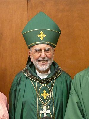 Gerald Frederick Kicanas - Bishop Kicanas in 2013.