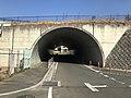 Tunnel under Hakata Bypass of Japan National Route 3.jpg