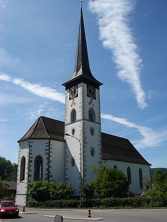 Turbenthal - Protestant church