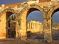 Turkey-2658 - Northern Gate at Pamukkale (2217124342).jpg