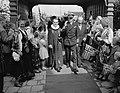 Tweede dag bezoek Koning Hakon aan Rotterdam, Noorse kerk, Bestanddeelnr 906-6619.jpg