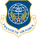 Twentieth Air Force - Emblem