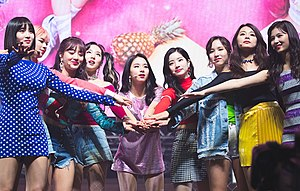 Twice (group) - Wikipedia