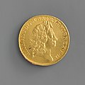 Two guineas coin of George I MET DP-232-101.jpg