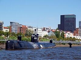 Soviet submarine B-515