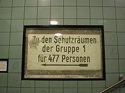 U-Bahn Berlin Hermannstraße 2