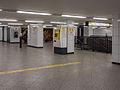 U-Bahnhof Berliner Straße, Zwischenebene 20150219 7.jpg