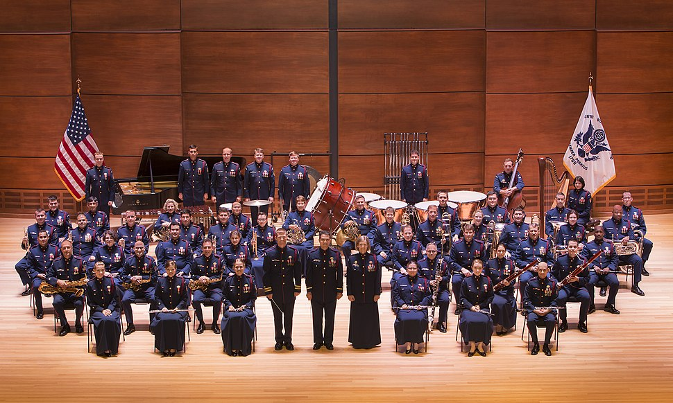U.S. Coast Guard Band 2013