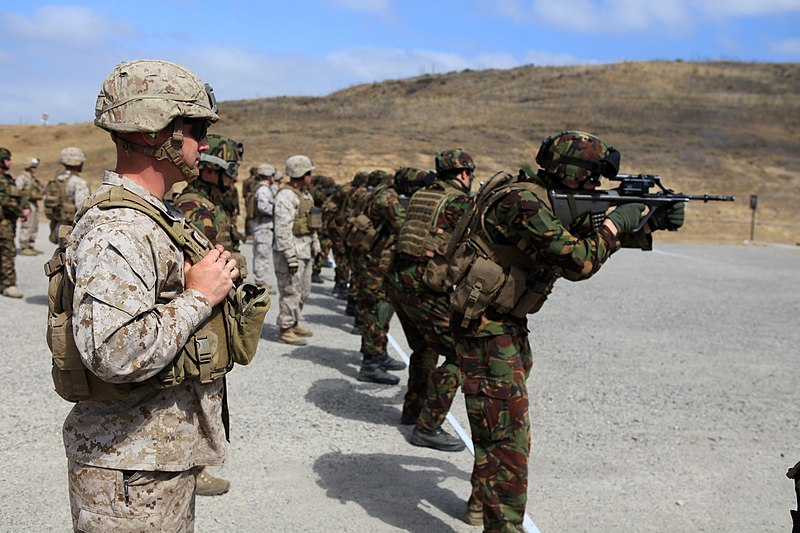 Nz Shooting Wikipedia: File:U.S. Marines With Charlie Company, 1st Battalion, 1st