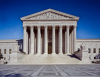 United States Supreme Court Building Historic and federal government building