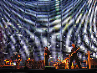 U2 in concerto a Bruxelles (10.06.2005)