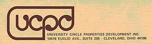 University Circle Properties Development, Inc. -  UCPD Inc. Company Logo