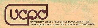 University Circle Properties Development, Inc. -  UCPD Inc. Company Logo