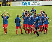 UEFA-Women's Cup Final 2005 at Potsdam 4