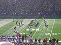 UMass vs. Michigan football 2012 07 (UMass on offense).jpg