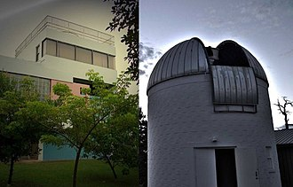 University of Puerto Rico at Humacao - The Astronomical Observatory of the UPR Humacao.