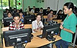 USAID Visits IT Training Program for People with Disabilities at Dong A University (9319787284).jpg