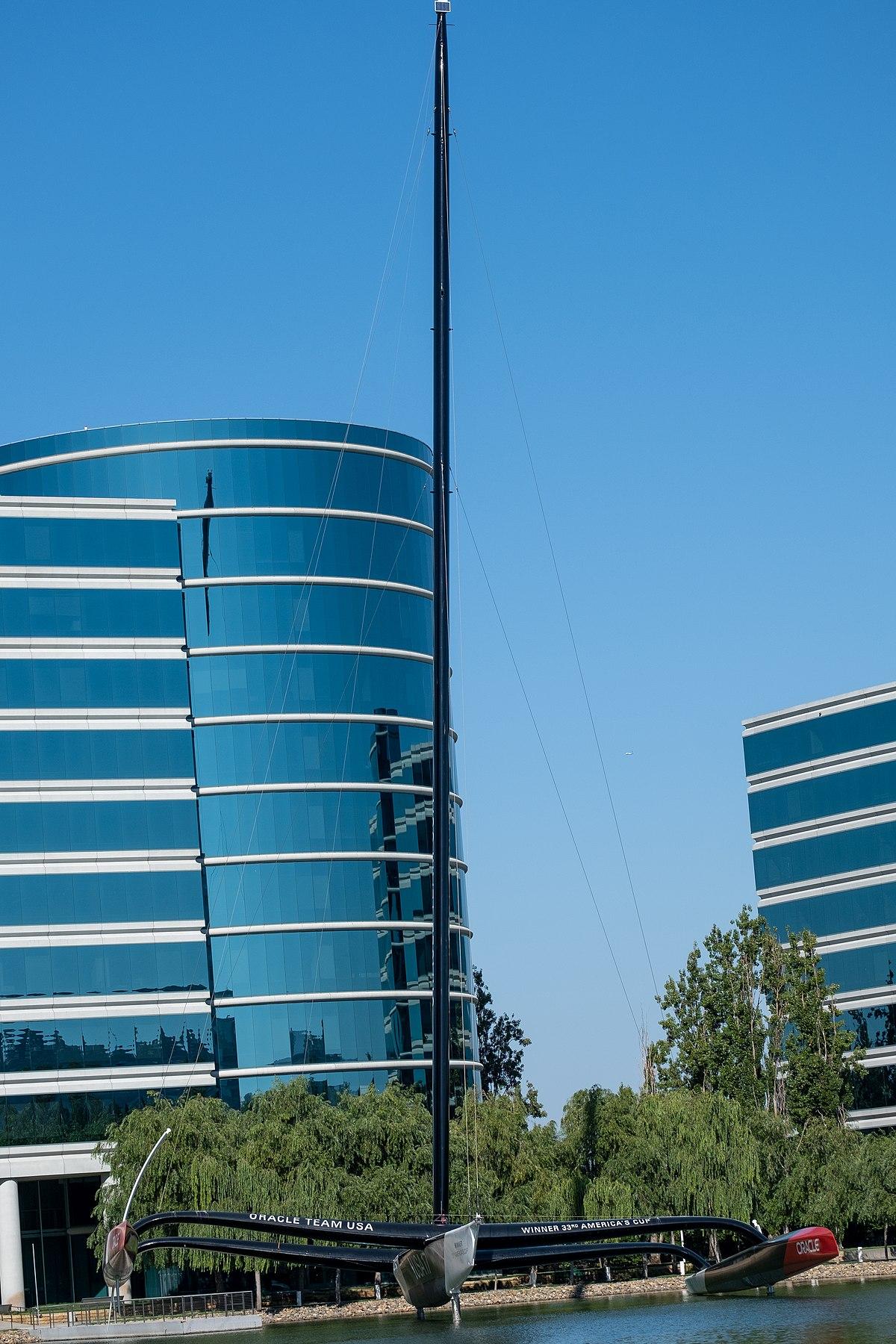 Oracle (entreprise) — Wikipédia