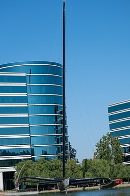 USA 17 at Oracle Corporation Headquarters - July 2019 (8218).jpg