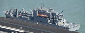 Naval Fleet Auxiliary Force - Image: USNS Carl Brashear