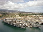USS Enterprise (CVN-65) at Pearl Harbor on 15 June 1984.jpeg