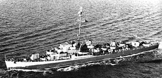 USS <i>Leslie L.B. Knox</i> (DE-580)