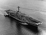 USS Oriskany (CV-34) being towed to Bremerton in October 1976.jpg